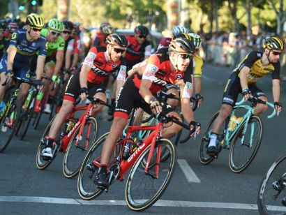 Listado oficial de corredores inscritos en el Tour Down Under 2017