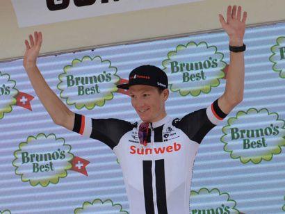 BinckBank Tour: La crono es para Soren Kragh Andersen, Mads Pedersen sigue líder