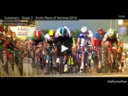 Arctic Race of Norway: V�deo resumen de la segunda etapa