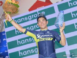 Tour Down Under: Caleb Ewan repite victoria y Richie Porte sigue líder