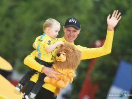 """Chris Froome, a un paso de entrar en el """"Club de los 5 Tour"""" y de repetir el doblete de Pantani"""