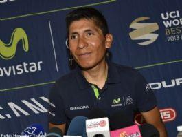 """Tour de Francia: Nairo Quintana advierte que el pavé """"puede descartar a algún favorito"""""""