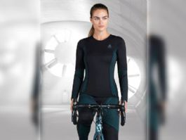 La nueva camiseta Evolution Windshield de ODLO, premiada por ISPO