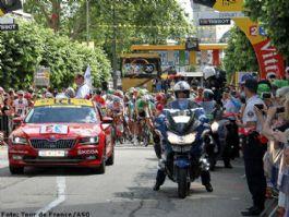 El Tour de Francia, un gigante que domina el ciclismo