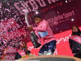 Thomas, Yates, Nibali y Fuglsang, a por el trono de Carapaz en el Giro de Italia