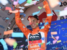 Richie Porte se adjudica el Tour Down Under y Caleb Ewan la última etapa