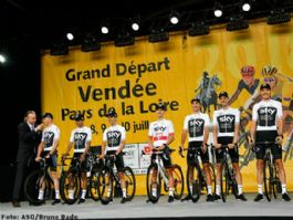Tour de Francia: Los grandes favoritos ya sienten los nervios del inicio