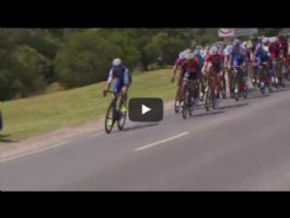 Tour Down Under: Vídeo resumen de la tercera etapa