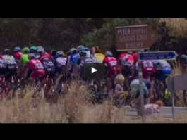 Tour Down Under: Vídeo resumen de la cuarta etapa