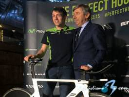 Alex Dowsett y Movistar posponen su intento de Récord de la Hora