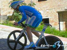 Tour de California: Jes�s Del Nero, rumbo a California con el Team NetApp