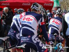 Lotto-Belisol, a iniciar la temporada en el Tour Down Under y el Tour de San Luis
