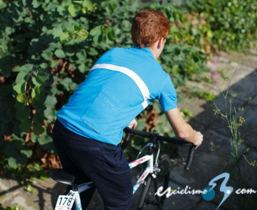 Así es Transparent, la colección de ropa de calle con espíritu ciclista