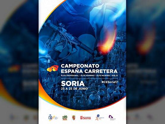 Resultado de imagen de campeonato de españa de ciclismo soria