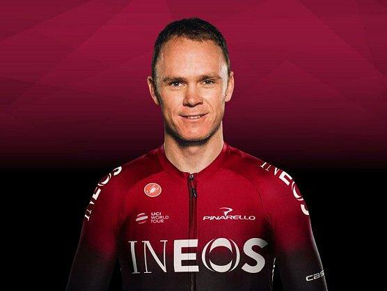 Froome y Quintana liderarán a Ineos y Movistar en Dauphiné