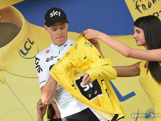 Tour de Francia: Chris Froome: