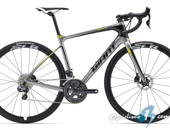 Los Giant Demo Days regresan a la carretera con la Giant Defy Advanced Pro 1