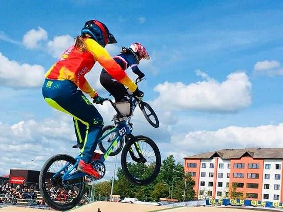 La Selección Española de BMX Racing, al Mundial de Zolder