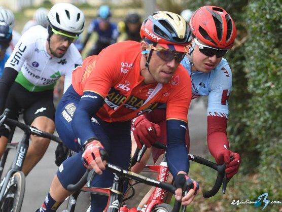 Los ciclistas Koren y Durasek, suspendidos por dopaje