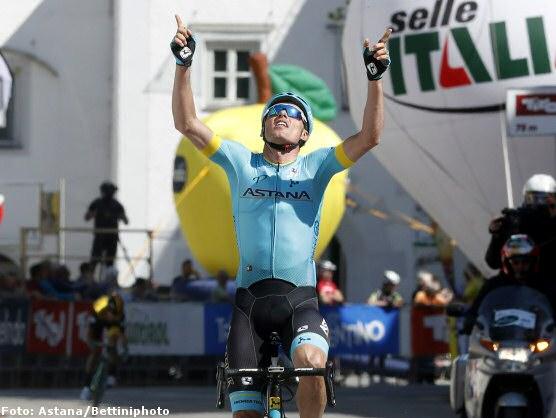 Tour de los Alpes: Luis León Sánchez gana la cuarta y Thibaut Pinot sigue líder