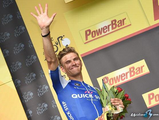 Tour de Francia: Marcel Kittel también gana en Pau, Chris Froome sigue de amarillo