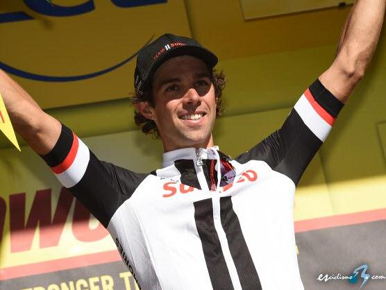 Tour de Francia: Michael Matthews se impone en Rodez, Chris Froome recupera el amarillo
