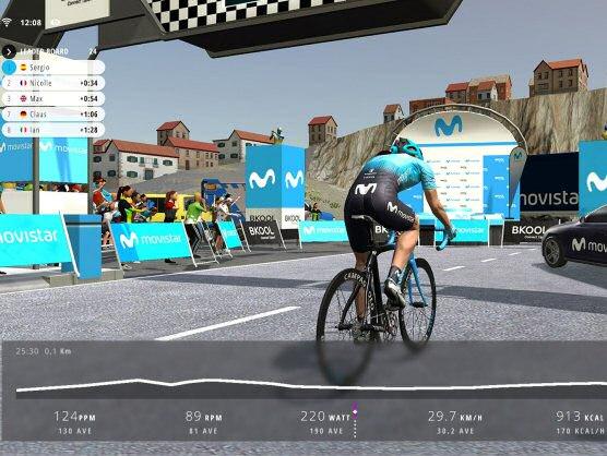 muchas opciones de venta caliente precio baratas Movistar presenta Movistar Virtual Cycling, una ...