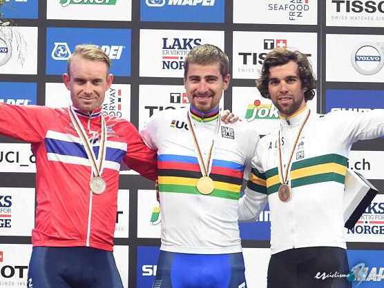 Ctos. del Mundo: Peter Sagan renueva el título de Campeón del Mundo