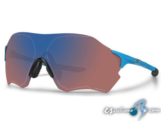 2dad28e63f08e Oakley presenta las gafas de alto rendimiento EVZero con lentes Prizm