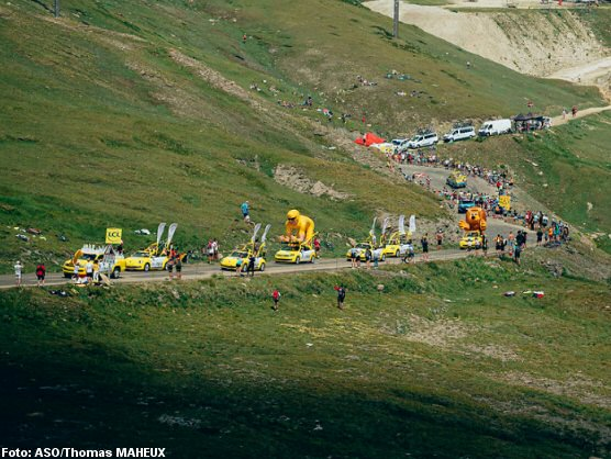 Tour Francia: La 20ª etapa se queda en 59 kilómetros
