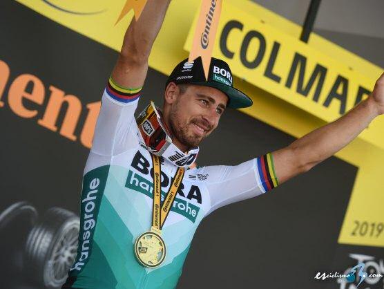 Sagan se impone al esprint en la quinta etapa del Tour 2019
