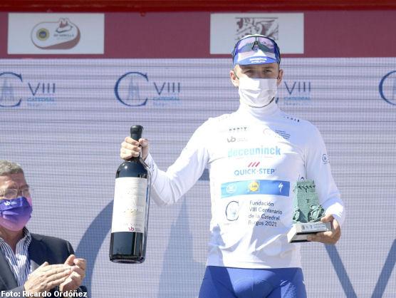 Vuelta a Burgos: Remco Evenepoel: