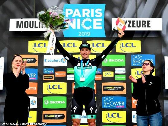 Egan Bernal espera ganar la París-Niza 2019