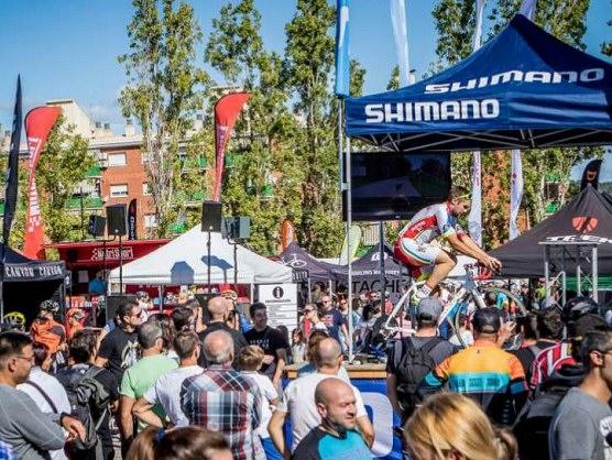 Miles de aficionados disfrutaron del II Sant Andreu Festival Solo Bici by Shimano