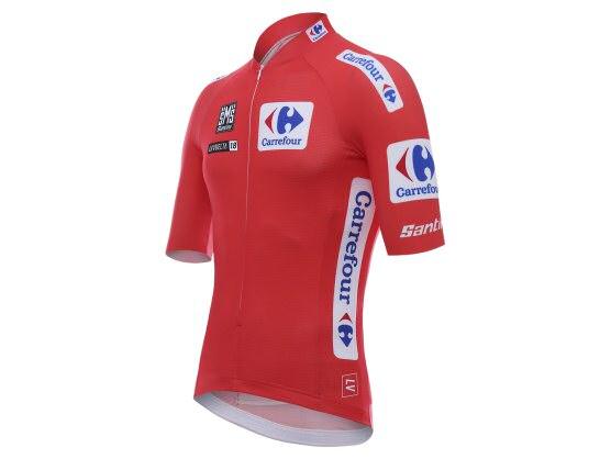 Santini vestirá a los líderes de la Vuelta Ciclista a España abf91e6faef72