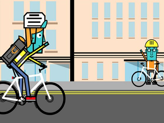 Strava registr� m�s de 80.000 desplazamientos al trabajo en el Bike to Work Day