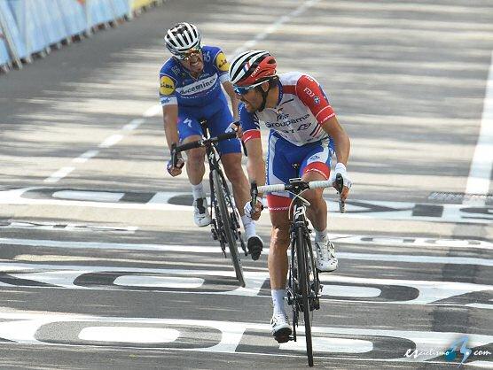 Thomas de Gendt logra espectacular triunfo en octava etapa del Tour