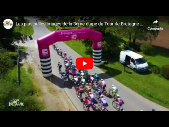 tour de breta241a 2019 v237deo resumen de la etapa 3