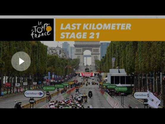 Tour Etapa Del De Kilómetro FranciaVídeo Último La 21 xBdCoeWr