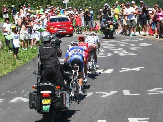 Egan, Nairo, Rigo y Henao dan inicio al Tour de Francia