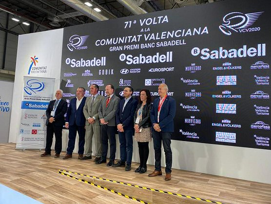 The Tour of the Valencian Community joins the initiative of Nadal and Gasol