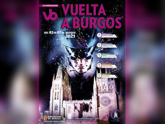 Vuelta a Burgos 2021: Recorrido, etapas, perfiles, libro de ruta y últimos vencedores