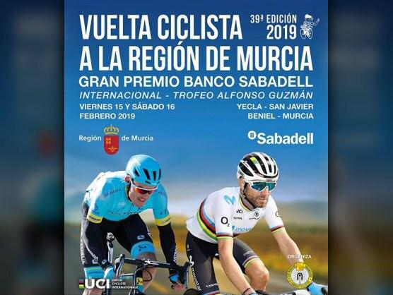 vuelta ciclista region de murcia 2020