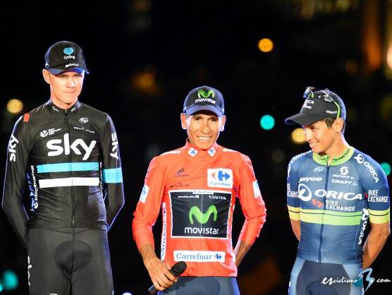 Vuelta a España: Quintana conquista La Vuelta 2016 y Nielsen la última etapa