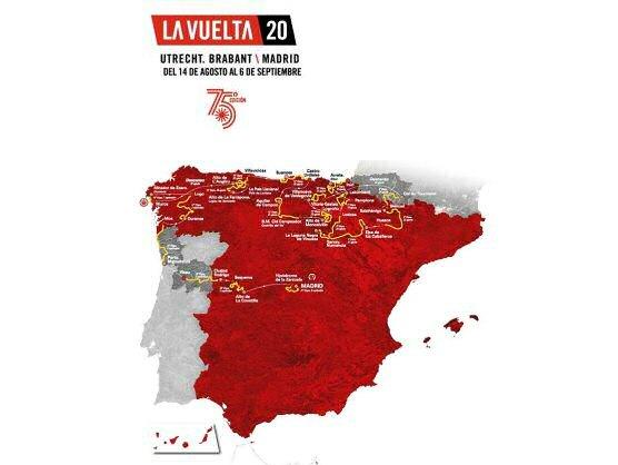 Recorrido oficial de la Vuelta a España 2020 tras el cambio de fechas [Etapas]