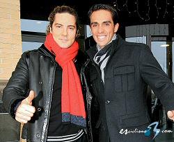 ¿Cuánto mide Alberto Contador? - Estatura y peso - Real height Alberto_contador_con_bisbal_2010_contapress
