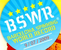 La fundaci�n Livestrong, con la Barcelona Spinning World Record