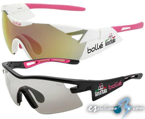 ce8f11e1d4 Así son las nuevas gafas de ciclismo Bollé edición limitada Giro de Italia
