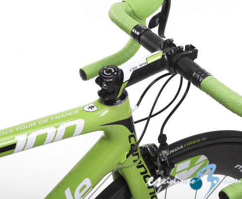 Cannondale Supersix Evo Green Edition Peter Sagan