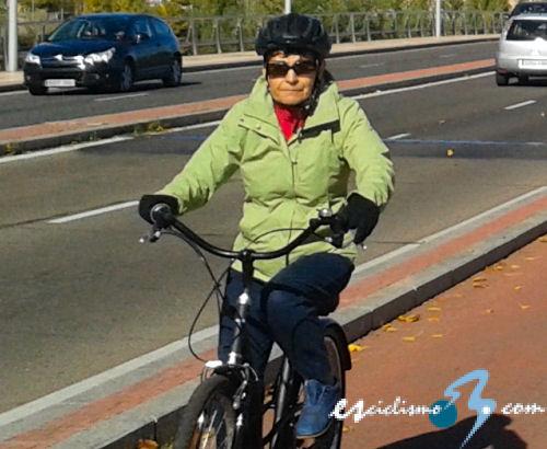 Proponen dos años de adaptación antes de imponer el casco de bici en ciudad